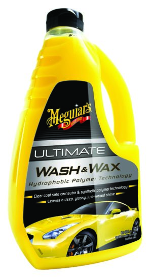 Meguiar's Ultimate Wash & Wax 1420ml | MTEC autodetailing webshop