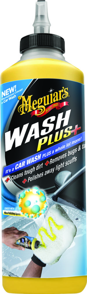 Meguiar's Ultimate Wash Plus | MTEC autodetailing webshop